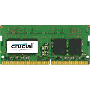 Memorie laptop Crucial CT4G4SFS824A, 4GB DDR4, 2400 MHz, CL17