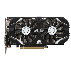 Placa video MSI NVIDIA GeForce GTX 1050, 4GB GDDR5, 128bit, GTX 1050 TI 4GT OC