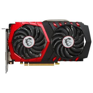 Placa video MSI NVIDIA GeForce GTX 1050 Ti GAMING X, 4GB GDDR5, 128bit, GTX 1050 TI GAMING X 4G