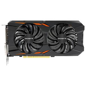 Placa video Gigabyte NVIDIA GeForce GTX 1050 Ti Windforce OC 4G,  4GB GDDR5, 128bit, GV-N105TWF2OC-4GD
