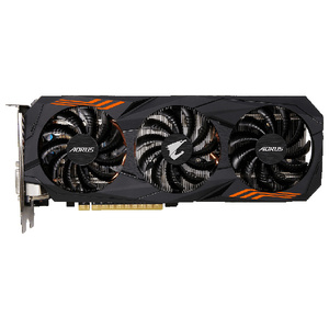 Placa video GIGABYTE NVIDIA GeForce GTX 1060 AORUS 6G, 6GB GDDR5, 192bit, GV-N1060AORUS-6GD