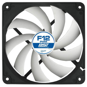 Ventilator ARCTIC F12 PWM PST rev.2, 120mm, 600-1350rpm, 4-pin PWM PST