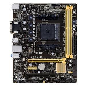 Placa de baza ASUS A58M-E, socket FM2+, 2xDDR3, 6xSATA2, mATX