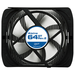 Cooler procesor ARCTIC Alpine 64 GT rev.2, 1x80mm, ALPINE64GTR2