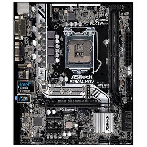 Placa de baza ASRock B250M-HDV, socket 1151, 2xDDR4, 6xSATA3, mATX