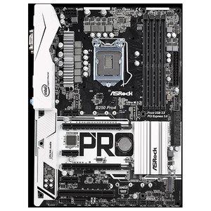 Placa de baza ASRock B250M PRO4, socket 1151, 4xDDR4, 6xSATA3, mATX