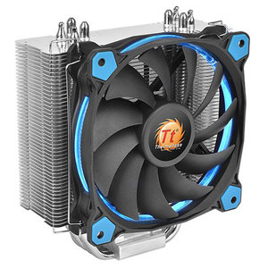 Cooler CPU Thermaltake Riing Silent 12 Blue, 1x120mm, CL-P022-AL12BU-A