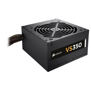 Corsair power supply  VS 350W  ATX12V, 120mm fan, EU version, 80 PLUS, CP-9020095-EU