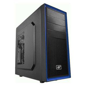 Carcasa DEEPCOOL Tesseract BF black, 1 x USB 2.0, 1 x USB 3.0, 480W, DP-ATX-TSRBKDE480