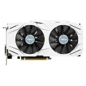Placa video ASUS NVIDIA GeForce GTX 1060 Dual OC, 3GB GDDR5, 192bit, DUAL-GTX1060-O3G