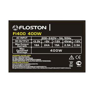Sursa de alimentare FLOSTON 400W, 1x80mm, FL400