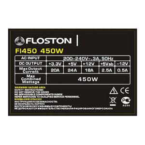 Sursa de alimentare FLOSTON 450W, 1x80mm, FL450