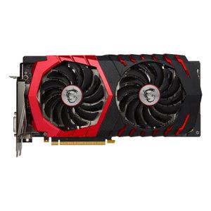 Placa video MSI NVIDIA GeForce GTX 1060 GAMING X 3G, 3GB GDDR5, 192bit, GTX 1060 GAMING X 3G