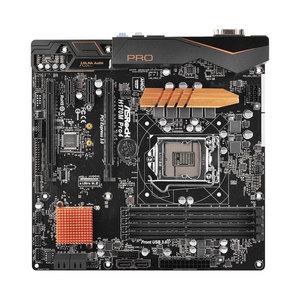 Placa de baza ASROCK H170M PRO4, socket 1151, 4xDDR4, 6xSATA3, mATX