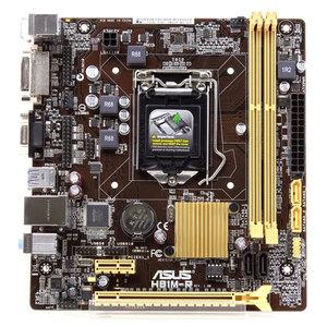 Placa de baza ASUS H81M-R/C/SI, socket 1150, 2xDDR3, mATX, bulk