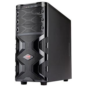 Carcasa In Win Mana 136 neagra, 1 x USB 2.0, 2 x USB 3.0, IW-MN136-BK