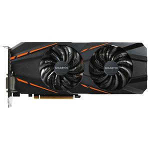 Placa video GIGABYTE NVIDIA GeForce GTX 1060 G1 GAMING, 6GB GDDR5, 192bit, N1060G1 GAMING-6GD