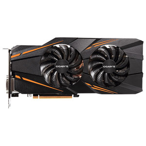 Placa video Gigabyte NVIDIA GeForce GTX 1070, 8GB GDDR5, 256bit, N1070WF2-8GD
