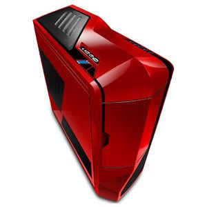 Carcasa NZXT Phantom Red, 1 x USB 2.0, 1 x USB 3.0, PHAN-001RD