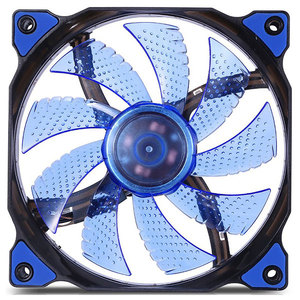 Ventilator Segotep Polar Wind 120 Blue led, 120mm, POLARWND-BL