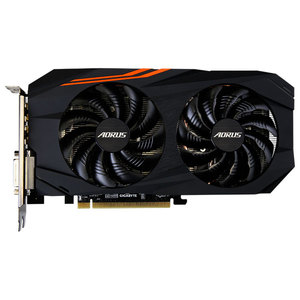 Placa video GIGABYTE AMD AORUS Radeon RX 580, 8GB GDDR5, 256bit, RX580AORUS-8GD