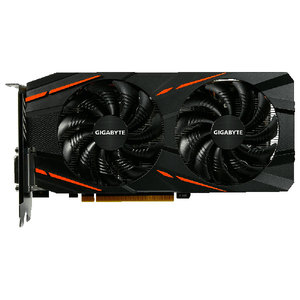 Placa video GIGABYTE AMD Radeon RX 580 GAMING, 4GB GDDR5, 256bit, RX580GAMING-4GD