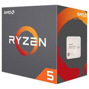 Procesor AMD Ryzen 5 1600, 3.4GHz/3.6GHz, 19MB, YD1600BBAEBOX