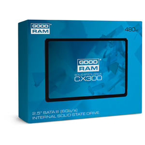 Solid-State Drive GOODRAM CX300 480GB, SATA3, SSDPR-CX300-480