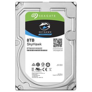 Hard Disk desktop SEAGATE SkyHawk Surveillance 8TB, 7200rpm, SATA3, 256MB, ST8000VX0022