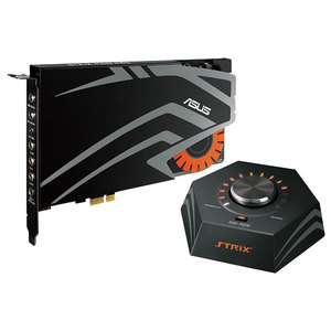 Placa de sunet ASUS STRIX RAID PRO, 7.1, PCI-E
