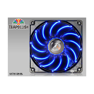 Ventilator ENERMAX T.B. APOLLISH Blue 120mm, 900rpm, UCTA12N-BL