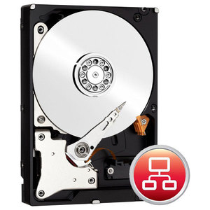 "Hard Disk NAS WESTERN DIGITAL Red 4TB, 3.5"", IntelliPower, SATA3, 64MB, WD40EFRX"