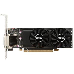 Placa video MSI NVIDIA GeForce GTX 1050 Ti 4GT LP, 4GB GDDR5, 128bit, GTX 1050 Ti 4GT LP