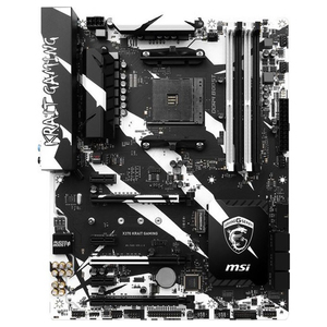Placa de baza MSI X370 KRAIT GAMING, socket AM4, 4xDDR4, 6xSATA3, ATX