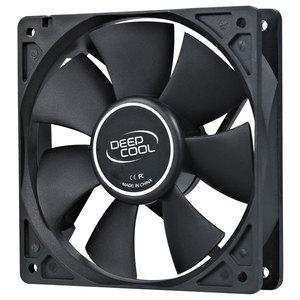 Ventilator DEEPCOOL Xfan 120 negru, 120mm, 1300rpm