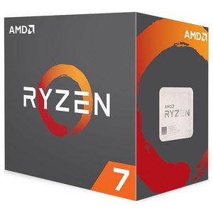 Procesor AMD Ryzen 7 1700, Wraith Spire cooler, 3.7GHz, 20MB, YD1700BBAEBOX
