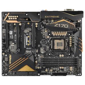 Placa de baza ASROCK Z170 EXTREME6, socket 1151, 4xDDR4, 8xSATA3, ATX