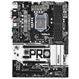 Placa de baza ASRock Z270 PRO4, socket 1151, 4xDDR4, 6xSATA3, ATX