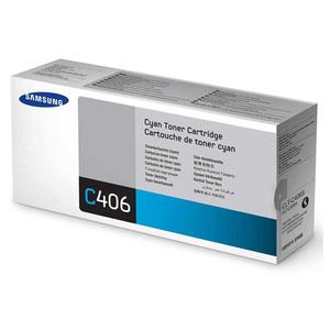 Toner SAMSUNG C406 (CLT-C406S/ELS), cyan