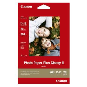 Hartie fotografica Glossy CANON PP201S2, 13 x 18cm, 20 coli