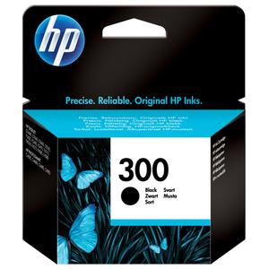Cartus HP 300 CC640EE, negru