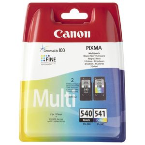 Kit cartus (negru; color) CANON PG-540 / CL-541