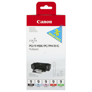 Cartus CANON PGI-9 MBK / PC / PM / R / G