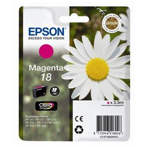 Cartus EPSON Claria Home Ink T1803 (C13T18034020), magenta