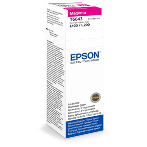 Cerneala EPSON T6643, magenta