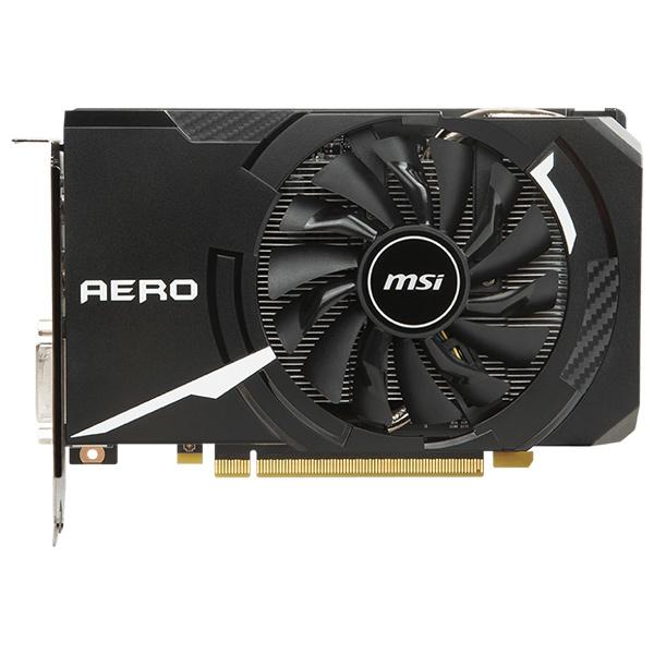 Placa video MSI NVIDIA GeForce GTX 1060, 6GB GDDR5, 192bit, GTX 1060 AERO ITX 6G OC