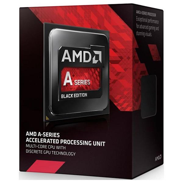 Procesor AMD A10-7870K, AD787KXDJCBOX, 3.9GHz/4.1GHz, 4MB, FM2+