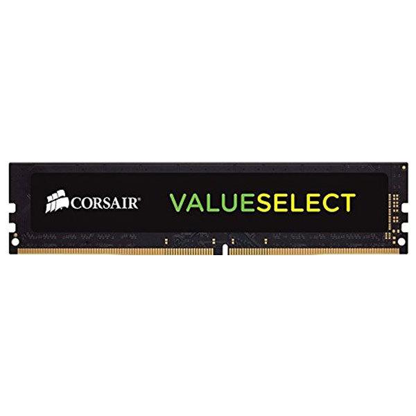 Memorie desktop Corsair ValueSelect, 8GB DDR4, 2666MHz, CL18, CMV8GX4M1A2666C18