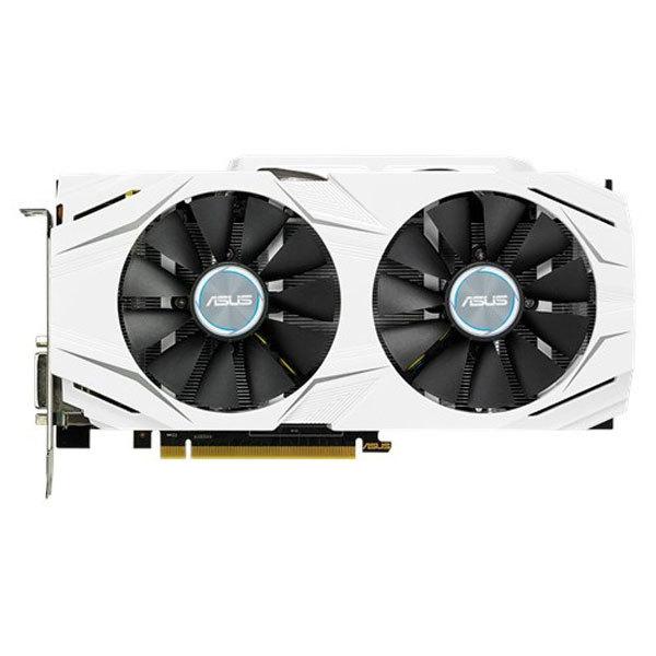 Placa video ASUS NVIDIA GeForce GTX 1060 Dual OC,  6GB GDRD5, 192bit, DUAL-GTX1060-O6G