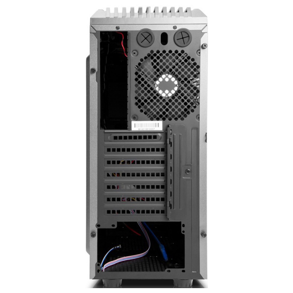 Carcasa In Win G7 Gri, 1 x USB 3.0, 2 x USB 2.0, IW-G7-GR